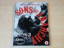 Sons of Anarchy/Season 3/2010 4x DVD + Slipcase