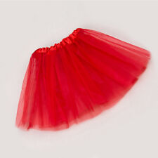 Kids Girls High Quality Tutu Skirt Fancy Dress Ballet Dance Party Costume Tulle