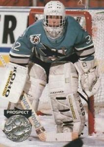 #270 Arturs Irbe - San Jose Sharks - 1991-92 Pro Set Platinum Hockey
