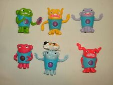 2015 McDonalds Home the Movie Happy Meal Toys  Complete Set of 6