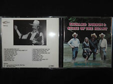 RARE CD RICHARD DOBSON & STATE OF THE HEART / HEARTS & RIVERS /