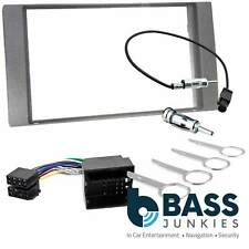Ford Kuga 2008-2013 Car Stereo SILVER Double Din Fascia & Fitting Kit DFP-07-09S