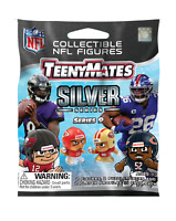 LOT OF 8 NFL Teenymates Series 9 Silver  New Unopened Packages 2020