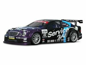 #7609 HPI MERCEDES-BENZ CLK DTM BODY (WB150mm) For Micro RS4/NEW in BAG