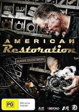 AMERICAN RESTORATION CLASSIC COLLECTABLES (DVD, 3-DISC) R-4, LIKE NEW, FREE POST