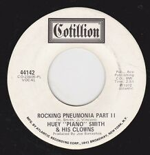 "HUEY SMITH & CLOWNS - ""ROCKING PNEUMONIA - Parts 1 & 2""   on COTILLION  (M-)"