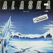 Alaska The Pack 80`s Rock Intercord Music For Nation Bernie Marsden Whitesnake
