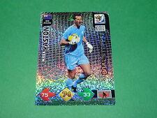PASTON NEW ZEALAND PANINI FOOTBALL FIFA WORLD CUP 2010 CARD ADRENALYN XL