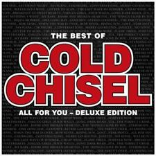 COLD CHISEL - All For You: The Best Of Deluxe Edition 2CD *NEW* Greatest Hits