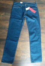 NWT LEVI'S 511 MEN'S SLIM DARK BLUE DENIM JEANS 511-1934 NEW 34x30 2 WAY STRETCH