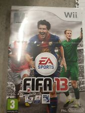 Fifa 13 For Nintendo Wii New And Sealed