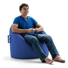 Bean Bag Chair Seat Soft Kids & Big Joe Milano Cozy Lazy Multiple Colors