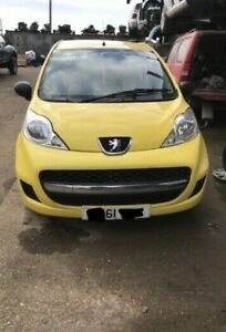Peugeot 107 2011 - For Breaking only