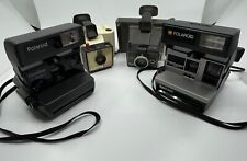 vintage camera equipment kodak instamatic mixed lot #4