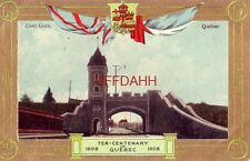 KENT GATE, TER-CENTENARY of QUEBEC 1608 - 1908 CANADA