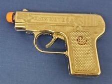 "1950's Vintage Hawkeye Kilgore Pop ""Detective Type"" Automatic Cap Gun Pistol"