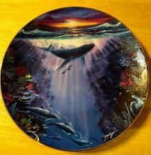 """Hamilton Collection Enchanted Seascapes""""Sea of Light"""" John Enright"""