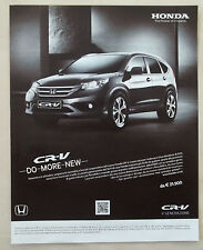 B434-Advertising Pubblicità-2012-HONDA CR-V