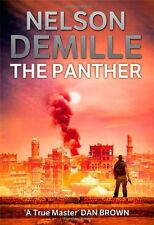NELSON DEMILLE ___ THE PANTHER ____ BRAND NEW ___ FREEPOST UK