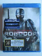Robocop (Blu-ray Disc,2014) Brand New (Region A) Peter Weller, Nancy Allen
