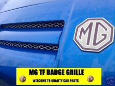 CHROME MG TF MGTF FRONT BUMPER GRILLE RADATIOR MESH