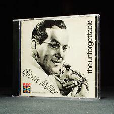 The Unforgettable GLENN MILLER - MUSIQUE ALBUM CD