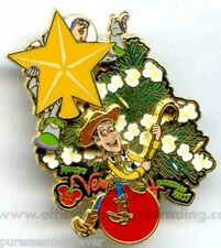 WDW Mickey's Merry Christmas Party 2004: Woody/Buzz Pin