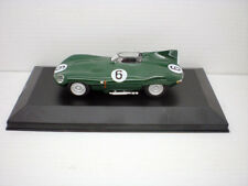 1/43 COCHE JAGUAR D TYPE 1956 1:43 metal model car EDICIONES DEL PRADO !!!!