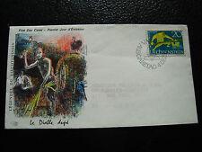 LIECHTENSTEIN - enveloppe 1er jour 4/12/1969 (cy23)