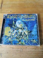 Iron Maiden Live After Death -  CD VG 2 CD set