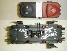 Renault Megane Scenic 2003-2009 Hazard Warning / Central locking Switch