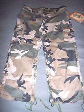 Girls Capris Camo Pants sz 14 Camouflage Pants Camo Capris Girl Camo Capri Pants