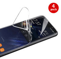 4 pack Samsung Galaxy S9/S8, S9 Plus/S8 Plus, Note 9/8 Screen Protector Film