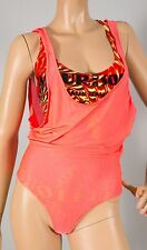 Jean Paul Gaultier one piece swimsuit size 42