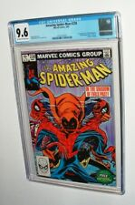 1983 AMAZING SPIDER MAN ISSUE #238 FIRST HOBGOBLIN CGC 9.6 WOW !!