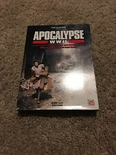 APOCALYPSE WWII, TIME LIFE, DVD, 4-DISC SET, GREAT SHAPE