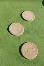 Circle/ Round Stepping stones singular Yorkshire Buff collection only