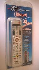 telecomando universale Visa new global 4 in 1 programmabile