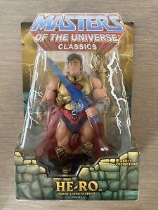 MOTUC Masters of the Universe Classics HE-RO Action Figure