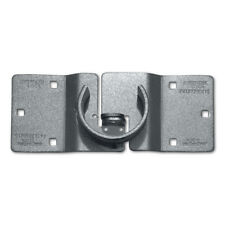MASTER LOCK American High Security Hasp Hidden Shackle A802 Rear Doors Offset