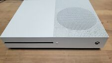 Microsoft XBOX ONE S 1TB White 4K HD Gaming System Fully Tested CONSOLE ONLY