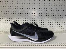 Nike Zoom Pegasus 35 Turbo Mens Athletic Running Shoes Size 15 Black Gray White