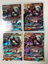 4x Lycanroc-GX - 74/145 - Ultra Rare  - NM/M Pokemon -  S&M2 Guardians Rising