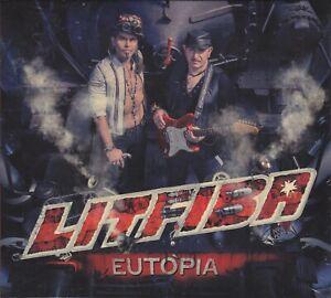 CD ♫ Audio LITFIBA • EUTOPIA nuovo sigillato digipack
