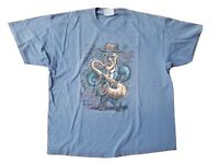 New Orleans Jazz and Heritage Festival 90s Vintage T-Shirt 1997 Size XL Lee USA