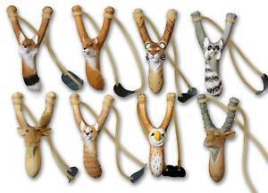 Wooden Animal Design Catapult