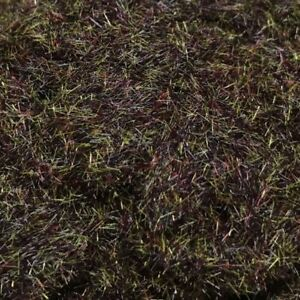 2mm Burnt Grass Static Grass - 30g (Various Colours and Lengths)