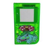Pokemon Venusaur custom Nintendo Gameboy shell housing diy green