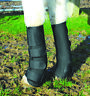 Rhinegold Breathable Neoprene Turnout Boots - Supportive + Mud Fever Prevention