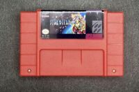 Star Ocean Game For SNES *English Version*